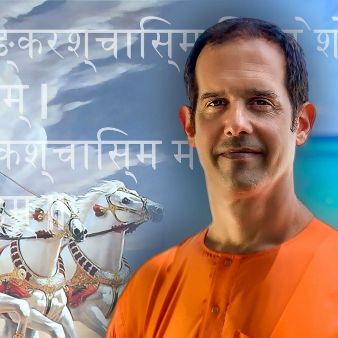 "<div style=""line-height: 1.3; color: #ffffff; font-family: catamaran;"">ONLINE COURSES with SWAMI BRAHMANANDA</div>"